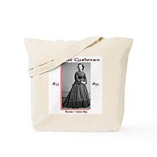 Pauline Cushman Tote Bag