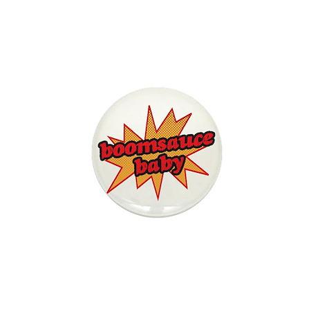 Boomsauce Baby Mini Button