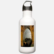 ighted Arch Christ Church Water Bottle