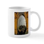 ighted Arch Christ Church Mug