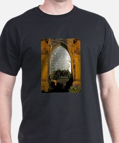 ighted Arch Christ Church T-Shirt