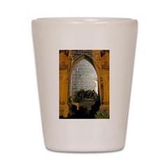 ighted Arch Christ Church Shot Glass