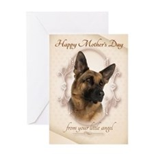 Funny Shepherd Mother's Day Card