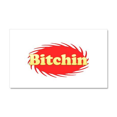 Bitchin Car Magnet 20 x 12