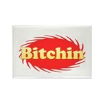 Bitchin Rectangle Magnet (10 pack)