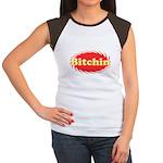 Bitchin Women's Cap Sleeve T-Shirt