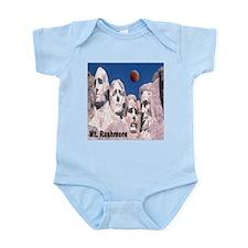 Mt. Rushmore Infant Bodysuit