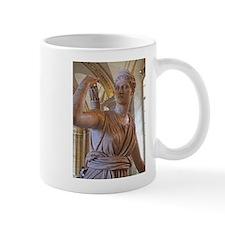 Artemis at the Louvre Mug