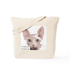 Cute Sphynx Tote Bag