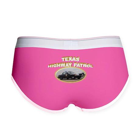 Texas Highway Patrol Women's Boy Brief
