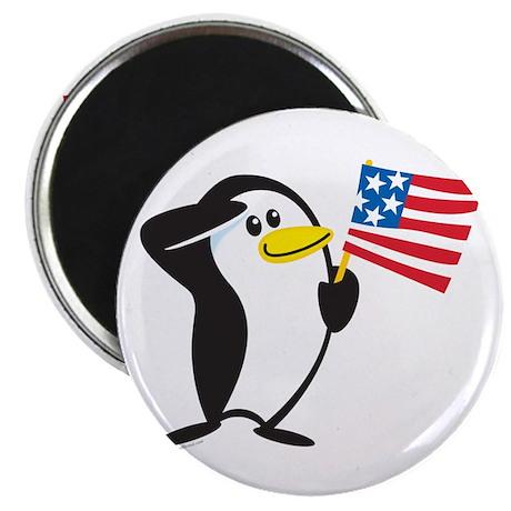Proud Penguin: Magnet