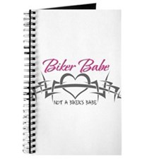 Biker Babe (Not a biker's babe) Journal