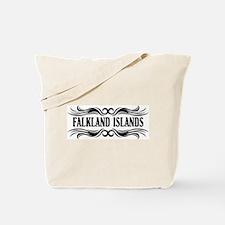 Tribal Falkland Islands Tote Bag