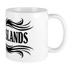 Tribal Falkland Islands Coffee Mug