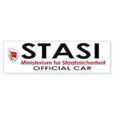My Stasi Shoppe Bumper Sticker