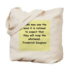 frederick douglass gifts and Tote Bag