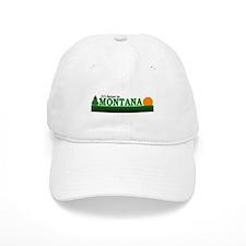 Unique Fly fishing montana Baseball Cap