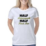 Science Libraries Matter Organic Women's Fitted T-
