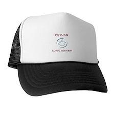 Future Lotto Winner Trucker Hat