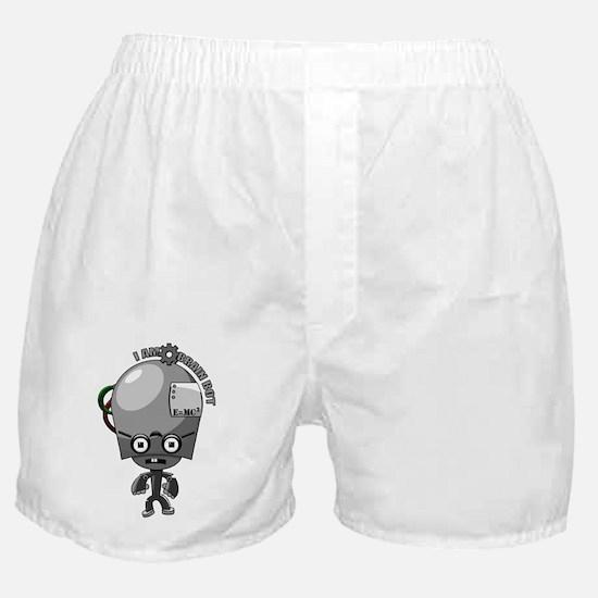 Funny Boop Boxer Shorts