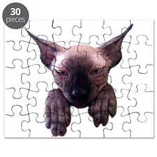 Cute Hairless cat Puzzle
