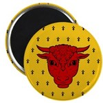 Populace Badge Magnet