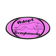 Even More Greyhounds! Patches