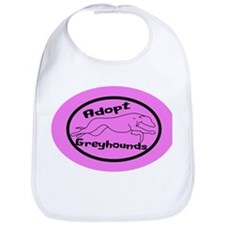 Even More Greyhounds! Bib