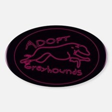 Even More Greyhounds! Decal