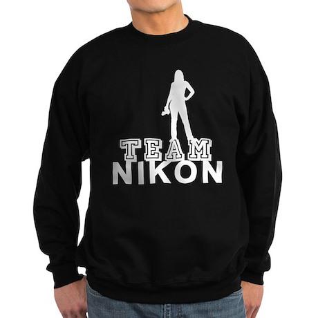 Team Nikon Sweatshirt (dark)
