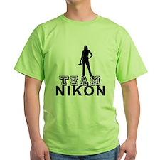 Team Nikon T-Shirt
