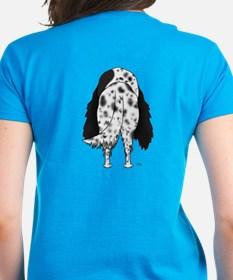 Big Nose English Setter Tee