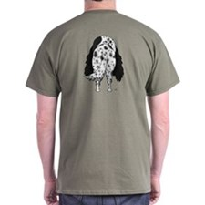 Big Nose English Setter T-Shirt