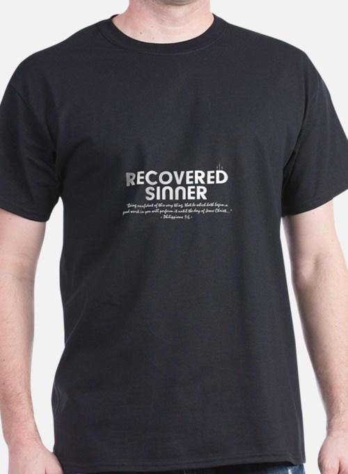 Recovered Sinner T-Shirt