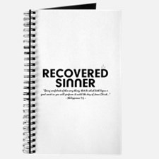 Recovered Sinner Journal