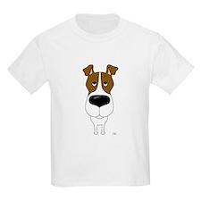 Big Nose Fox Terrier T-Shirt