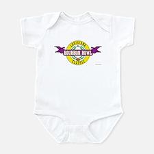 Bourbon Bowl Infant Creeper
