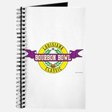Bourbon Bowl Journal