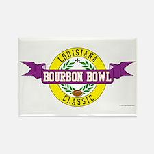 Bourbon Bowl Rectangle Magnet