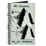 Wolf Timbers Logo Journal