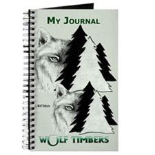 Wolf Timbers Logo Journal