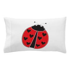 Lady Bug Pillow Case