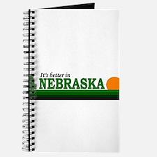 Cute Nebraska cornhuskers Journal