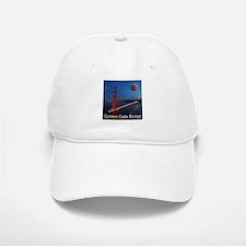 Golden Gate Bridge Baseball Baseball Cap