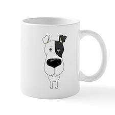 Big Nose Fox Terrier Mug