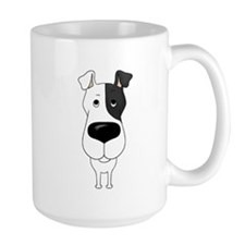 Big Nose Fox Terrier Mug