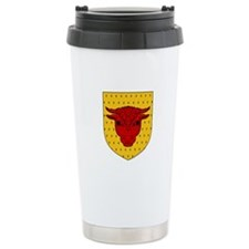 Populace Badge Stainless Steel Travel Mug