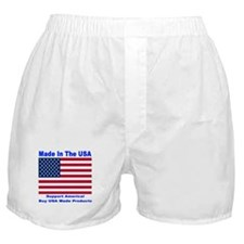 Made In The USA Boxer Shorts