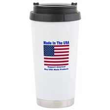 Made In The USA Thermos Mug