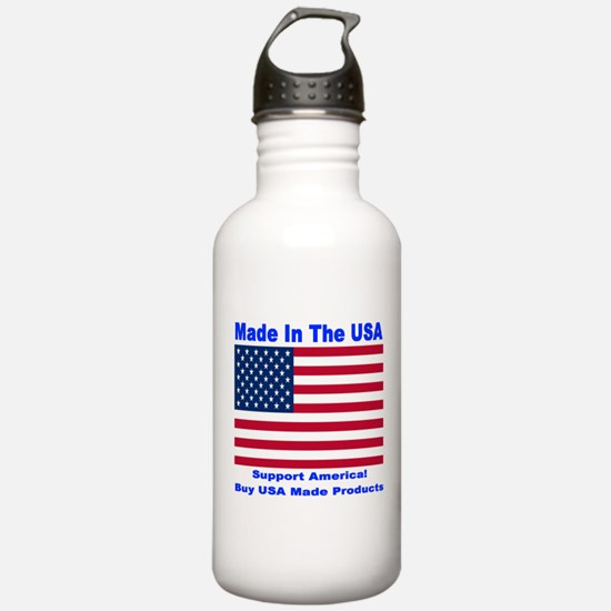 Made In The USA Water Bottle